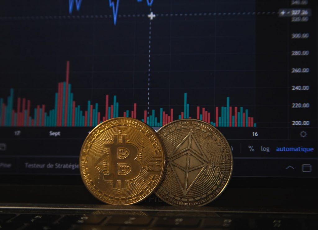 bitcoin-ethereum-munten